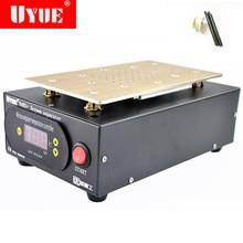Встроенный вакуумный насос UYUE 948 S + ЖК-цифровой дисплей ЖК-сепаратор машина экрана сплит сепаратор