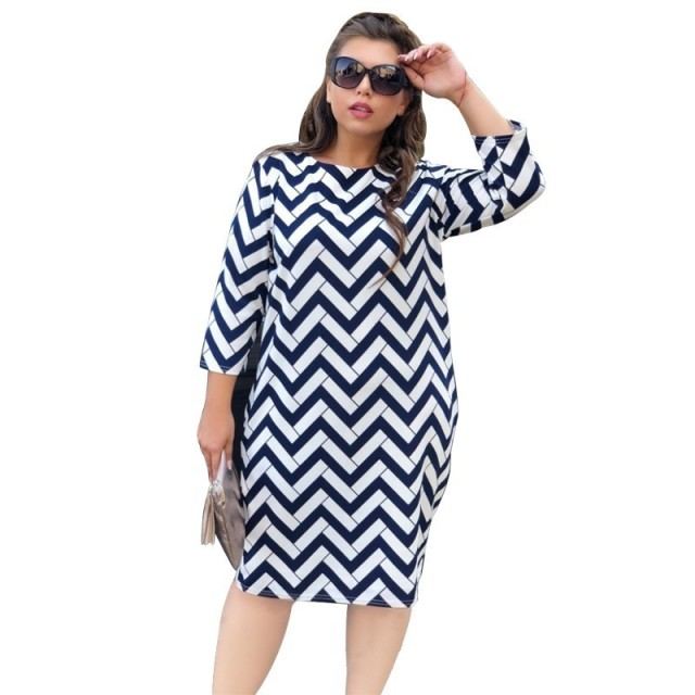 Casual Women Dress Autumn Winters plus size