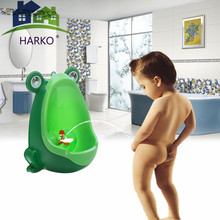 New Pinico Kids Urinal for Boys Baby Potty Frog Shape Children's Toilet Training Urinal-boy Stand Hook Pee Trainers Pots Penico