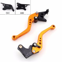 Motorcycle Brake Clutch Levers Five Colors New Fashion Motorbike Styling Brakes For KTM 1190 Adventure R