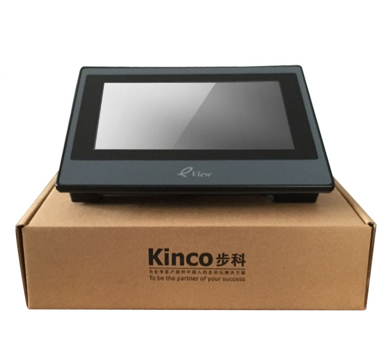 Industrial HMI Human Machine Interface Kinco eView ET070 7 inch touch screen panel pws5610t s 5 7 inch hitech hmi touch screen panel human machine interface new 100% have in stock