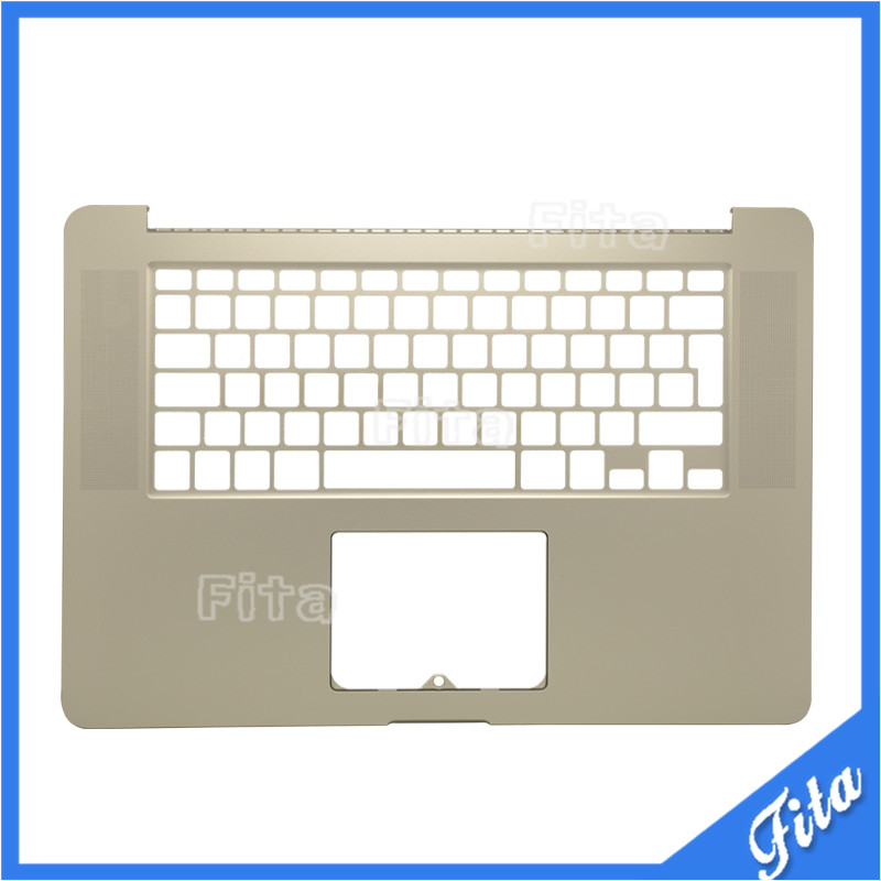 For Macbook Pro 15 Top Case A1398 Topcase Palmrest UK Standard Laptop Cases Without Replacement Keyboard 2012 2013 2014 laptop keyboard for acer silver without frame united kingdom uk v 121646ck2 uk aezqse00110