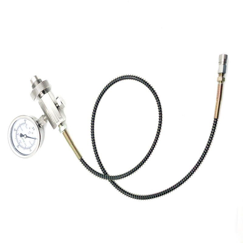 New Din Adapter 300Bar G5/8Male Station Stainless Steel QC/Plug/10inch/20inch/24inch/37inch Hose DN0001