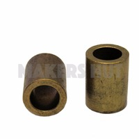 Horizon Elephant 10pcs*8mm Powdered Bronze Bearing Bushing 8x12x15mm 3D Printer LMS8UU Ultimaker