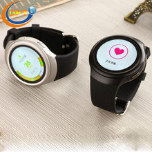 GFT D09 tragbare geräte Neue Bluetooth Smartwatch Smart Uhr Android 4.4 Armbanduhr W/GPS Wifi 4G ROM Für Smartphone