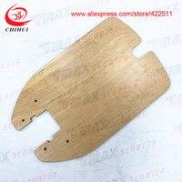 Holz Fußpedal/Fuß-platte für 60 V (5 stücke * 12 V Blei-säure-batterie) batterie Box Rahmen (Elektrische Roller Ersatzteile)