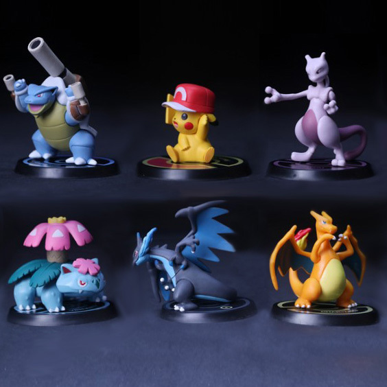 Toy Figures Collection Pokemon