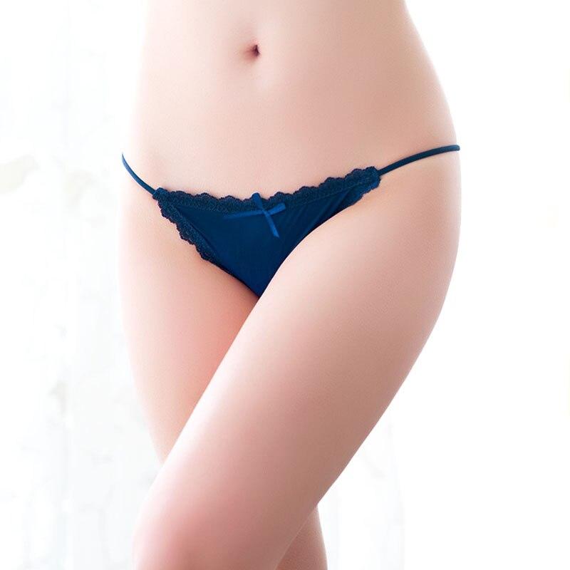 BllooBeell tahke madala taljega naiste aluspesu aluspüksid Seksikad - Aluspesu - Foto 4