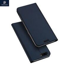 Dux DUCIS бренд для OnePlus 5 Case Роскошные искусственная кожа флип чехол для One Plus 5 телефон случаях A5000