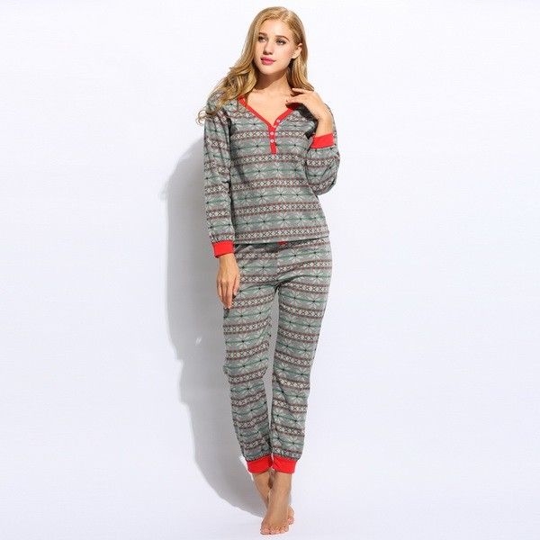 Womens Christmas Pajama Sets Promotion-Shop for Promotional Womens ...
