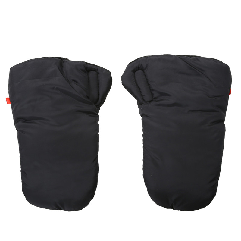 Children Baby Stroller Warm Glove Winter infant Stroller Essential Accessories Kids Toddler Trolleys Pram Pushchair Car Gloves