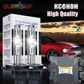 Xenon H1 Kit Ocultado 55 W H1 H3 H8 H10 H11 H27 H13 HB3 HB4 9005 9006 fuente de luz Del Coche H11 xenon HID kit