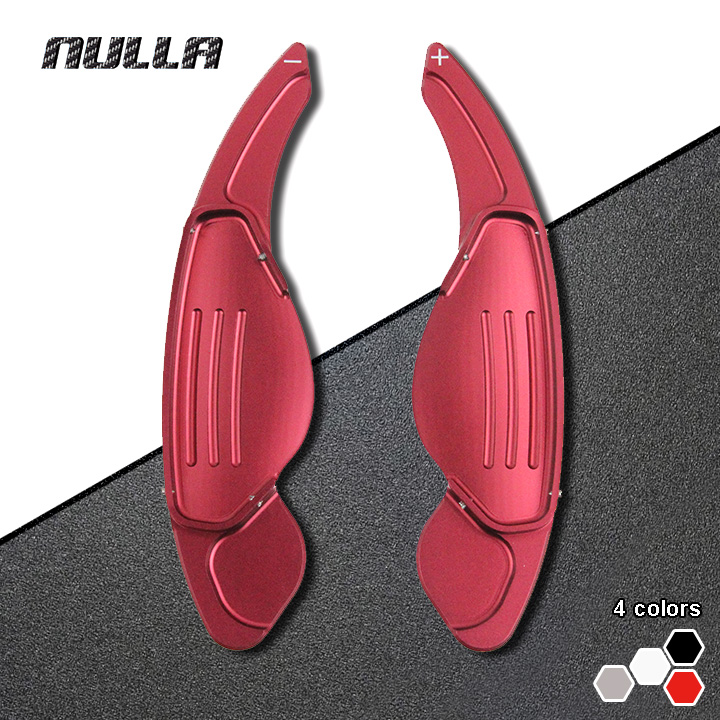 NULLA Aluminum Steering Wheel Shift Paddle Extension Shifters For Land Rover Range Rover Evoque Discovery Sport Jaguar XF XJ XJL wiper blades for land rover range rover evoque 23
