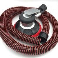 Pneumatic Tool 6 Inch Pneumatic Pulverizer Vacuum Dryer 150mm Automotive Industry Waxing Polishing Pneumatic Tools