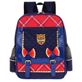 2017 Good Quality England Style Plaid Children School Backpacks For Boys School Bags Teenagers Girls Mochila Infantis Escolar