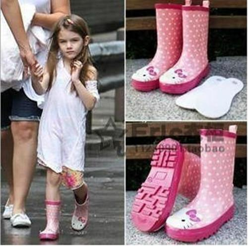 Online Buy Wholesale cute rain boots kids from China cute rain ...