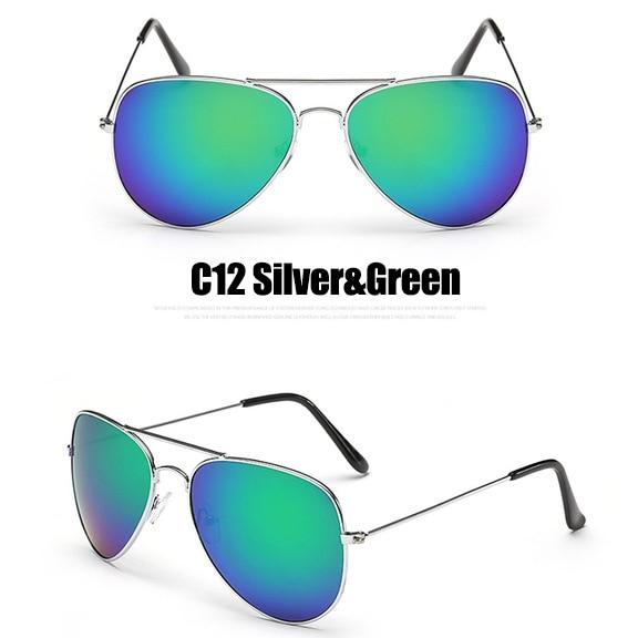 C12 Silver Green