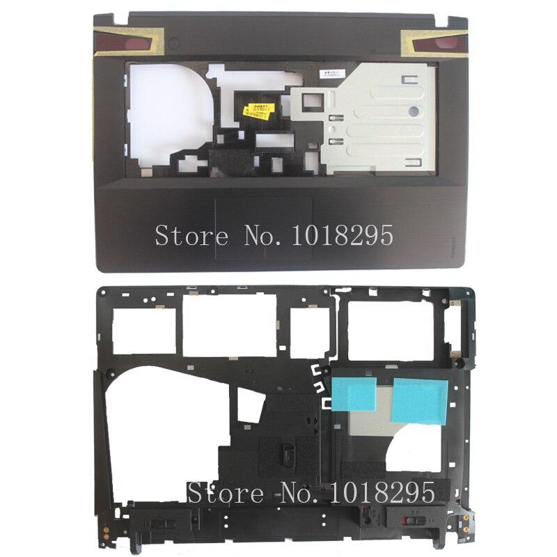 Подробнее о NEW For Lenovo Ideapad Y400 Y410P Y410 Series Bottom Base Case Cover + Palmrest Upper Case new for lenovo ideapad y400 y410p y410 series bottom base case cover