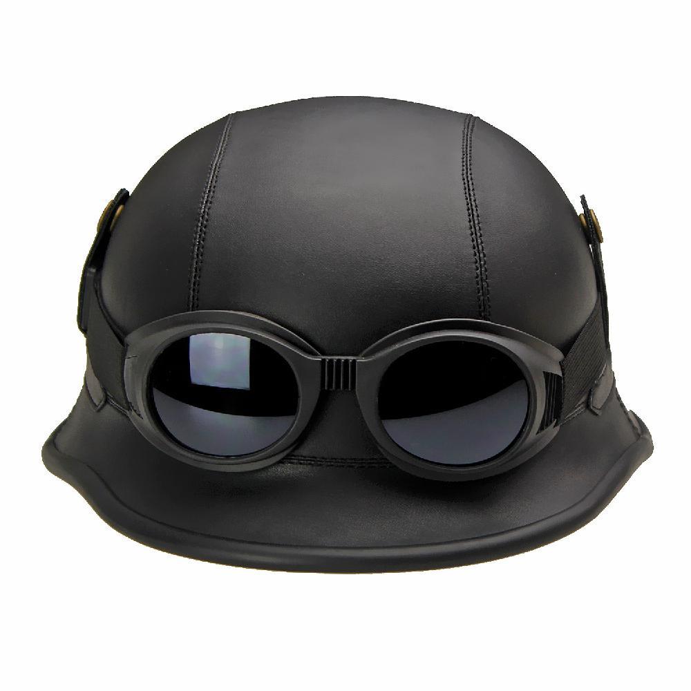 LumiParty casque anti-choc ABS haute Performance casque de protection complet pour homme femme casque de protection pour moto r30