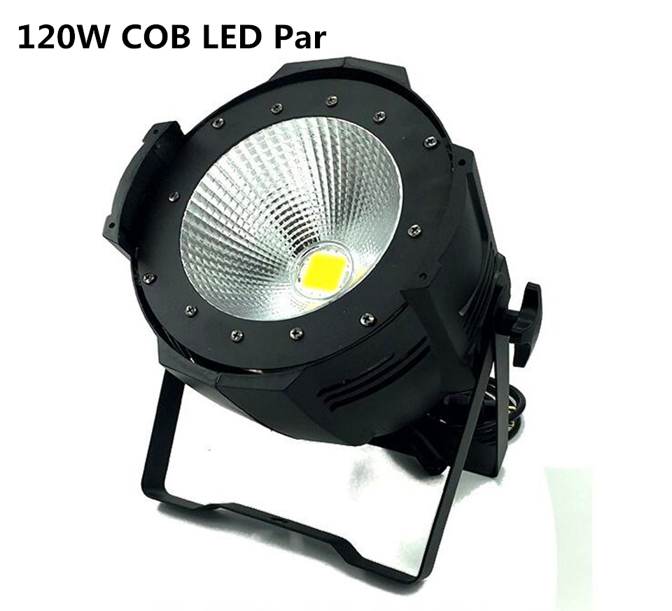 2pcs LED par 120W COB RGBWA 5in1/RGBW 4in1/RGB 3in1/ Warm White Cold white UV LED Par Par64 led spotlight dj light Dmx controll цена