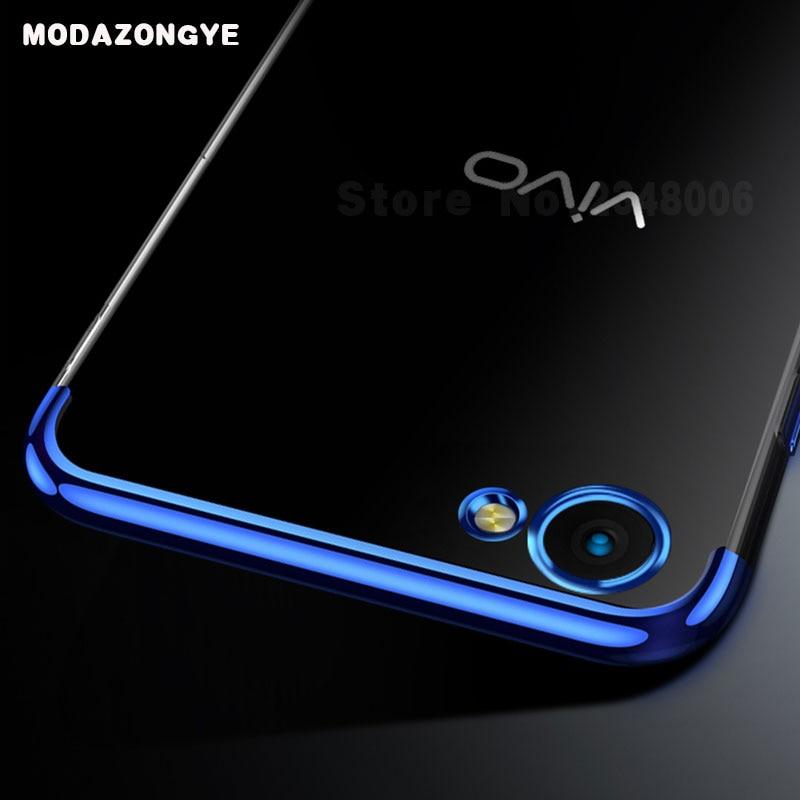 Vivo Y81 Case Vivo Y81 Case Cover Luxury Silicone Soft Case For Vivo Y81 Y 81 VivoY81 Back Cover Phone Case 6.22 inch