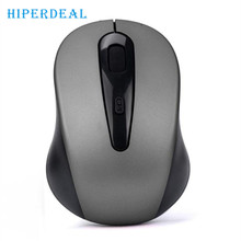 HIPERDEAL 2.4GHz Wireless Mouse USB Optical Scroll Mice for Tablet Laptop Computer