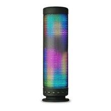 Wireless Bluetooth 4.0 PULSE LED Light Stereo Speaker for Phone Tablet PC