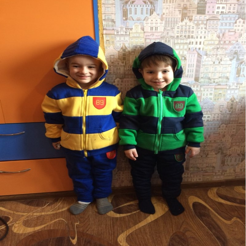 Boys-Girls-Children-Hoodies-Winter-Wool-Sherpa-Baby-Sports-Suit-New-2014-Jacket-Sweater-Coat-Pants-Thicken-Kids-Clothes-Sets-3