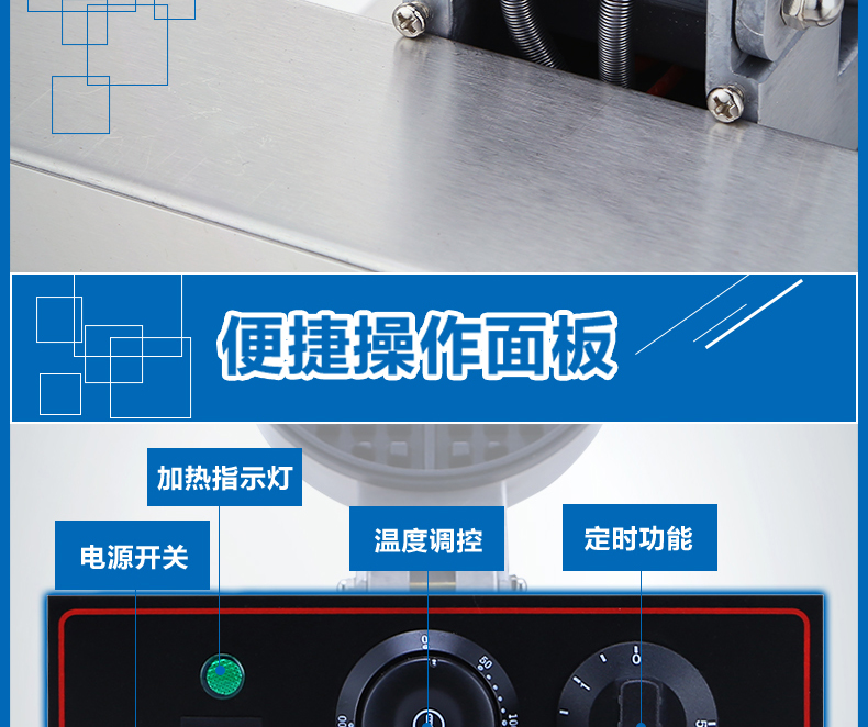 Waffle Oven Commercial Muffin Electric Baking Pan Waffle Machine Cake Machine Lattice Cake Machine Omelet Machine MG-730 11