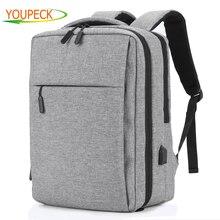 15 6 17 3 USB Charge Backpacks Anti Theft Laptop Backpack Business Men Women Bag School
