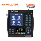 [GENUINE]satlink finder ws6950 3.5inch TFT LCD Screen Display digital satellite finder meter original satlink WS-6950 signal