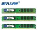 BINFUL DDR3 2 GB 1333 MHz 1600 MHz 1066 MHz PC3-10600 PC3-12800 PC3-8500 escritorio memoria RAM 240pin 1,5