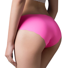 Sexy Panties Seamless Underwear Women Briefs Ultra-thin Tangas Women Sexy Plus Size G String Calcinha Seamless Briefs