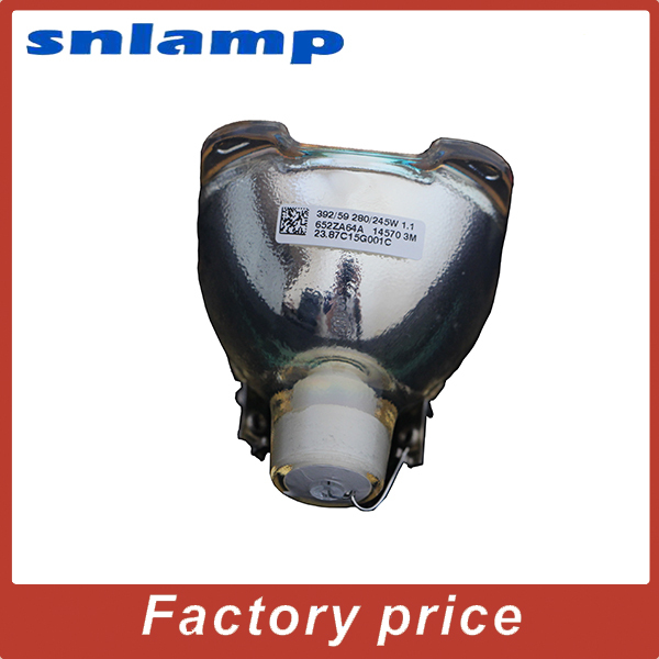 100% Original Bare Projector lamp 317-1135 // 725-10134 // 331-2839 for 4210X 4310WX 4610X 4220 4320 цена