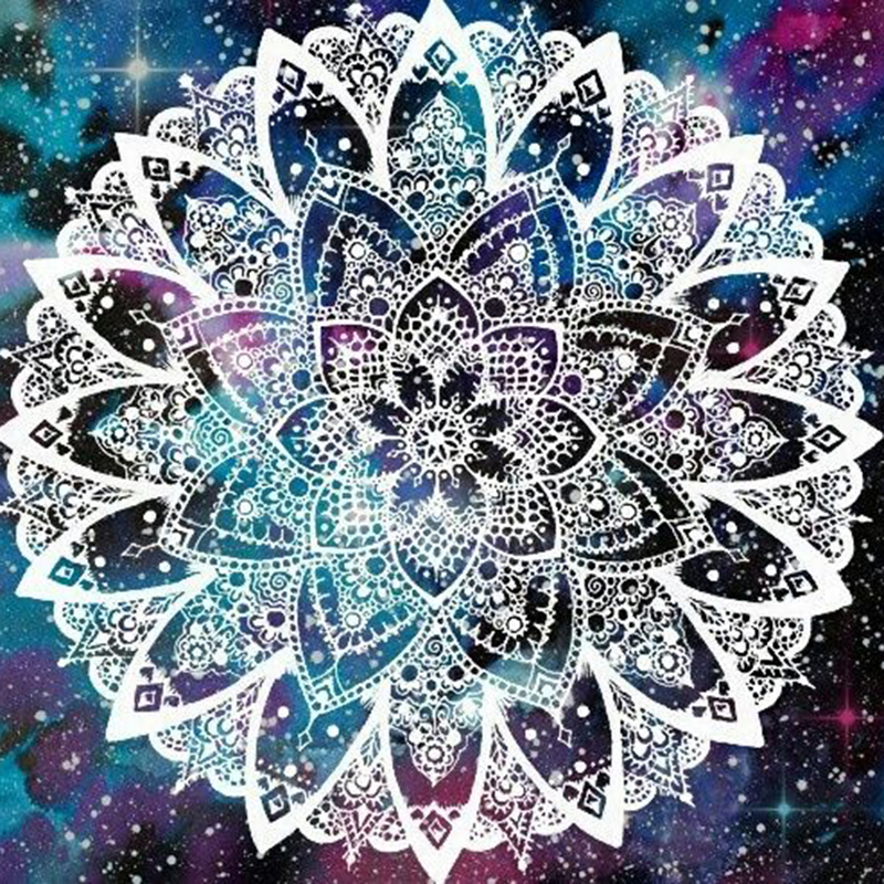 5d 3d Fai Da Te Pieno Di Piazza Rotonda Della Resina Di Pietra Disegni E Schemi Per Puntocroce Ricamo Religioso Mandala Diamant Mosaico Amico Regalo