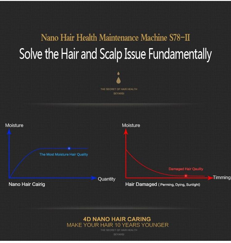 hair steamer machine