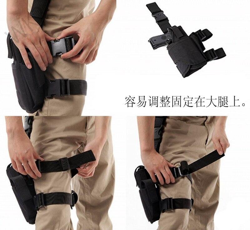 Coldre de Arma Militar Airsoft Tactical Arma