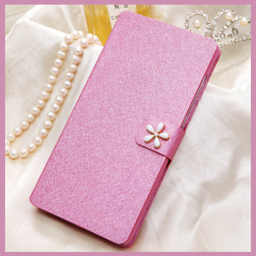 Luxury Wallet Leather Case for Sony Xperia Z3 Compact , Flip Cover for Sony Xperia Z3 Mini , For Z3 Compact Case in stock
