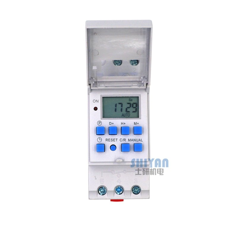 Free shipping Genuine authentic Zhuozuo TOONE ZYT15 microcomputer control switch 220V timer