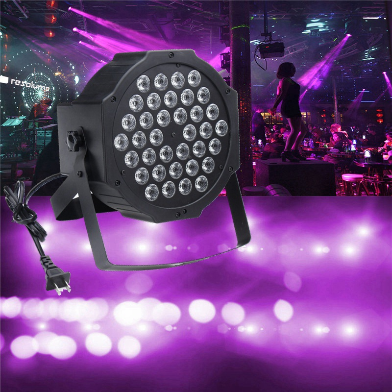 Big Promotion LED Stage Light DMX LED Stage Lighting Effect 36W Auto/Sound Active Lamp For Party Disco Club Bar DJ KTV Lights mini rgb led party disco club dj light crystal magic ball effect stage lighting
