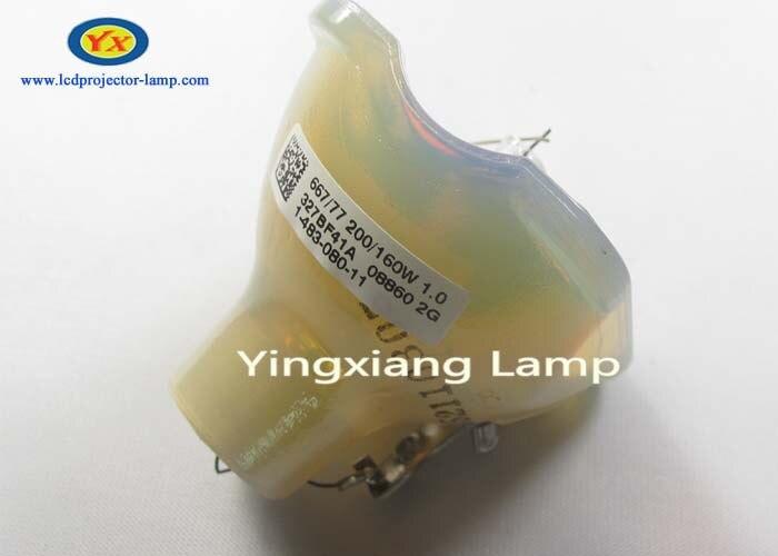 Projector Bare Lamp POA-LMP131 / 610-343-2069 for PLC-XU300 PLC-XU355 PLC-XU355A PLC-XU300C PLC-XU350C PLC-XW60 Projector original bare projector lamp poa lmp136 610 346 9607 bulb for plc xm150 plc xm150l plc wm5500 plc zm5000l plc wm5500l