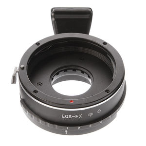 Image 3 - Built in Aperture Lends Adapter Ring for Canon EOS EF Lens to Fujifilm Fuji X mount X PRO2 X E3 X E2S X A1 X A10 X A20 X H1