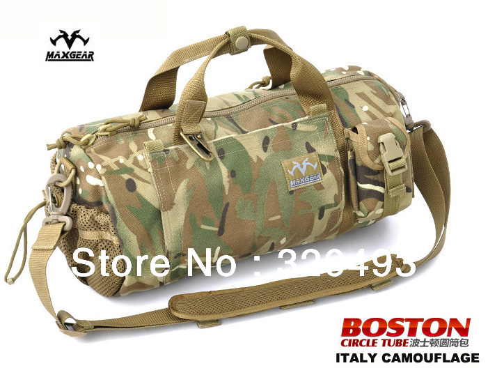 Sports Gym Duffle Bag With Phone Holder 1000d Nylon Ykk Zipper Military Quality Free Shipping In Men S Costumes From Novelty Special Use On Aliexpress