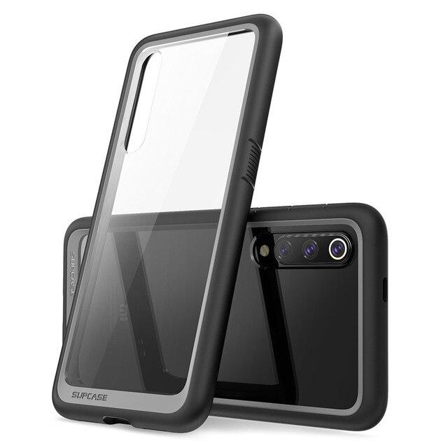 SUPCASE For Xiaomi MI 9 Case UB Style Anti knock Premium Hybrid Ultra Thin Protective TPU Bumper + PC Clear Cover For XiaoMi Mi9