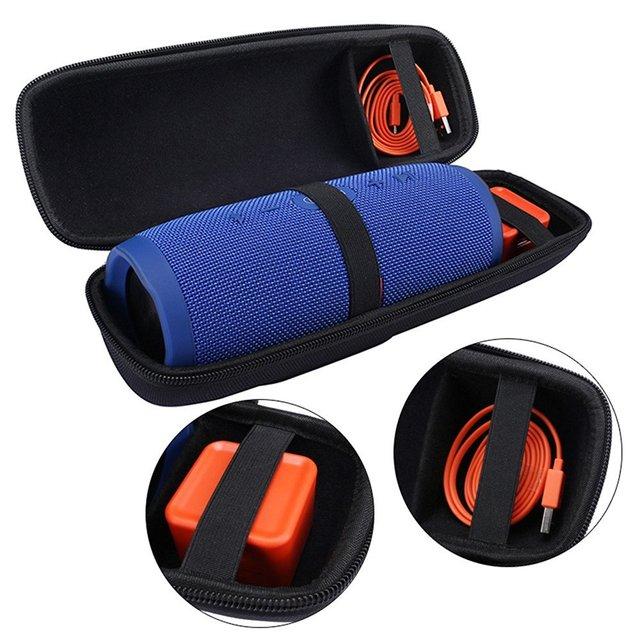 2017 Novo Multi-cor Rússia Caso Capa Protetora Carry Saco de Transporte De Viagem Para JBL Charge3/Carga 3 Bluetooth falante