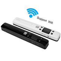 upgrade new Mini Portable Hand held WIFI High Definition Pen Shaped Scanner for computer PC laptop barcode U reader USB scanner