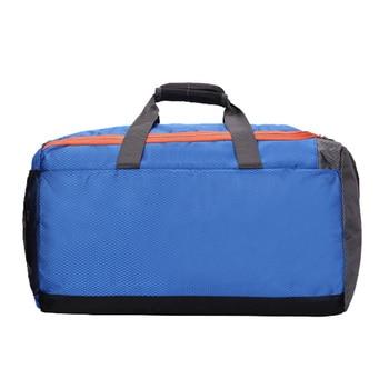 Large Capacity Training Gym Bag Outdoor Waterproof Nylon Sports Luggage Duffels Bag Multifunction Shoulder Handbag for Men Women 4