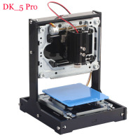 1PC 500mW DIY Laser Engraver USB Carving Printer Machine Box High Power Speedy Engraving Area 38MM