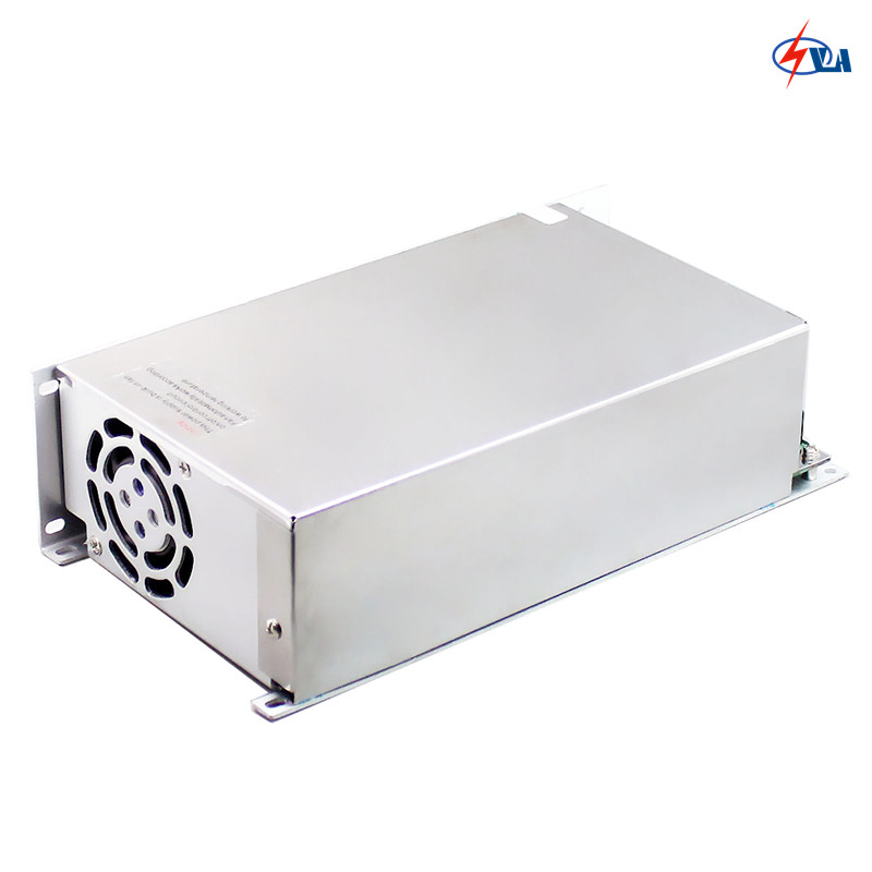 ФОТО S-600-24 600W 24V switch mode power supply ac to dc constant voltage