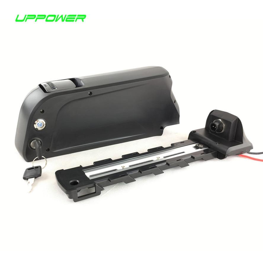 EU US No Tax Down Tube Dolphin Battery 36V 13Ah Li-ion Electric Bike Battery for Bafang BBS Motor Kit цена